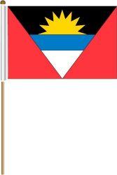"""12""""x18"""" Flag>Antigua"""