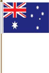"""12""""x18"""" Flag>Australia"""