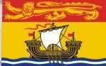 3'x5'>New Brunswick