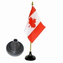 "1 Hole Plastic Base>For 4""X6"" Flag blk"