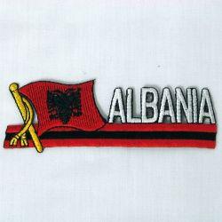 Sidekick Patch>Albania