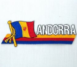 Sidekick Patch>Andorra