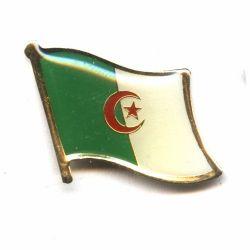 Flag Pin>Algeria