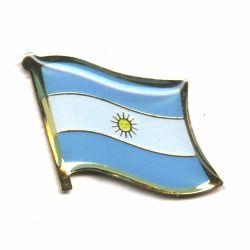 Flag Pin>Argentina
