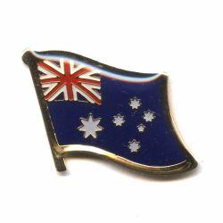 Flag Pin>Australia