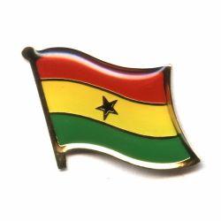 Flag Pin>Ghana
