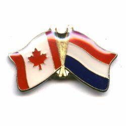 Friendship Pin>Netherlands
