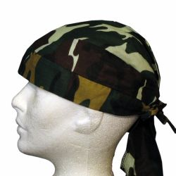 Skull Cap>Army Fatigue