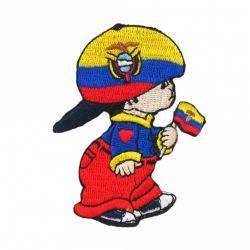 Baby Patch>Ecuador
