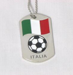 Dog Tag Metal>Italy
