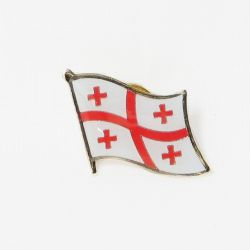 Flag Pin>Georgia (Country)