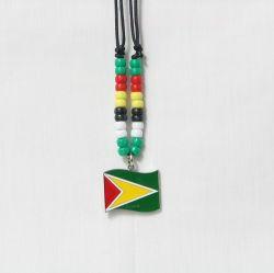 Necklace Lg>Guyana