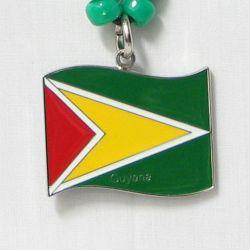 Pendant Lg>Guyana