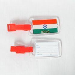 Luggage Tag>India