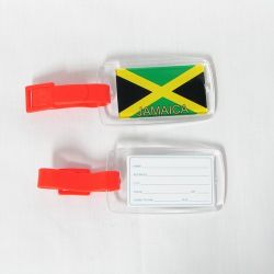 Luggage Tag>Jamaica