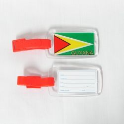 Luggage Tag>Guyana