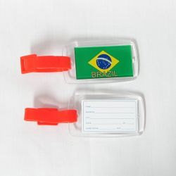 Luggage Tag>Brazil