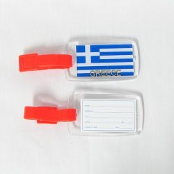 Luggage Tag>Greece