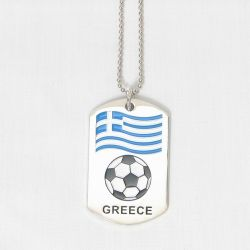 Dog Tag Metal>Greece
