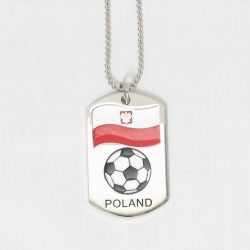 Dog Tag Metal>Poland Egl