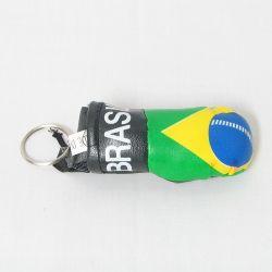 Boxing Keychain>Brazil