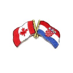 Friendship Patch>Croatia