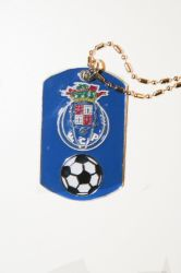 Dog Tag Metal>Porto