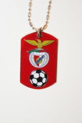 Dog Tag Metal>Benfica