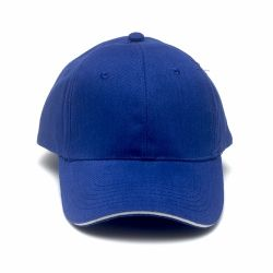 Cap Plain>Blue