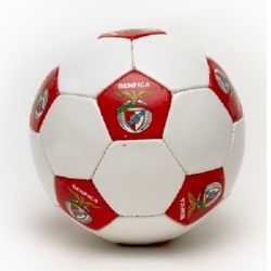 Soccer Ball>Benfica Wht #5 Sports