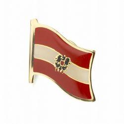 Flag Pin>Austria Egl