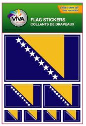 Flag Sticker>Bosnia