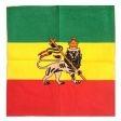 Bandana>Ethiopia Lion