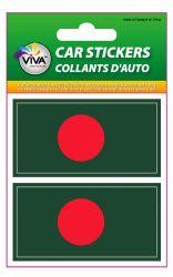 Car Sticker>Bangladesh