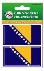 Car Sticker>Bosnia