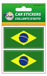 Car Sticker>Brazil