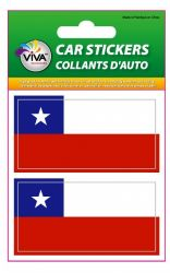 Car Sticker>Chile