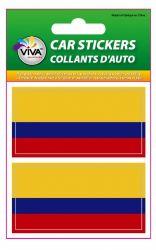 Car Sticker>Colombia