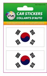 Car Sticker> South Korea