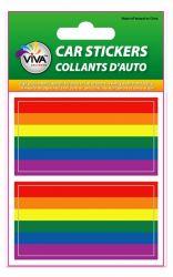 Car Sticker>Rainbow