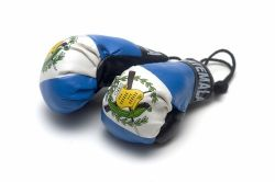 Boxing Gloves>Guatemala
