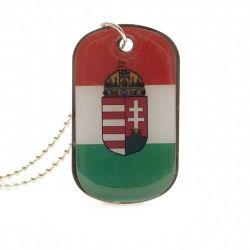 Dog Tag>Hungary COA