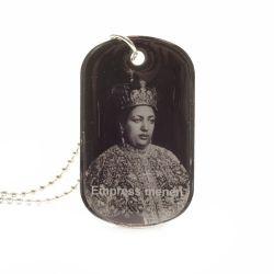 Dog Tag>Ethiopia Empress