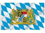 3'x5' Flag>Bavaria (Germany)