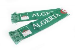 Scarf Knitted>Algeria