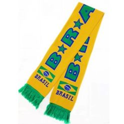 Scarf Knitted >Brazil