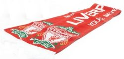 Scarf Knitted >Liverpool