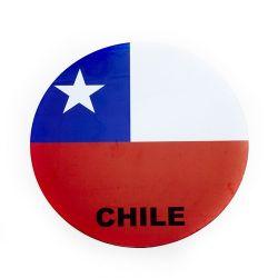 Car Magnet>Chile 16cm