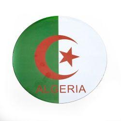 Car Magnet>Algeria 16cm