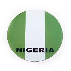 Car Magnet>Nigeria 16cm